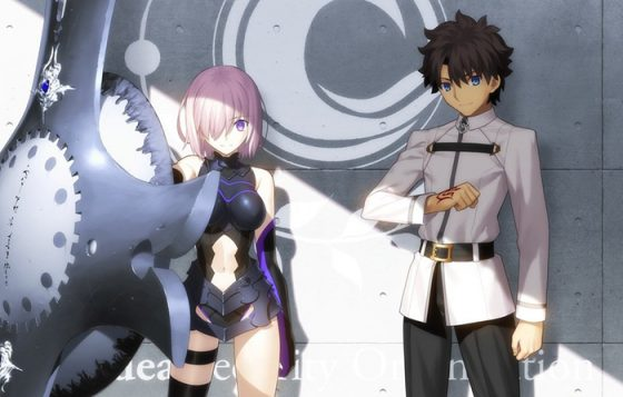 Fate-Grand-Order-game-wallpaper-560x357 ¡Fate Grand/Order tendrá anime y dos películas!