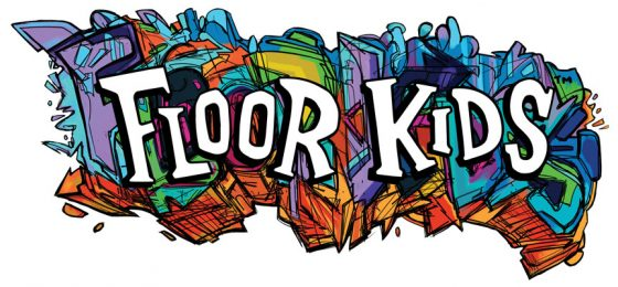 Floor-Kids-new-logo-560x260 Get Down to the Beat and Style on em' ! Floor Kids out NOW in North America!