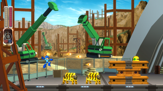 MegaMan11_screen01-560x315 Capcom Reveals Mega Man 11 + TONS MORE to Celebrate 30th Anniversary!