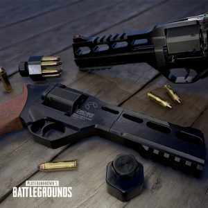 Confirmed! R45 Revolver Will Make its Way into PUBG's Desert Map!