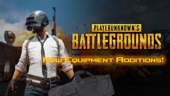 PUBG-equipment-560x315 Equipment/Items We'd Love to See Added in PUBG [Part 1]