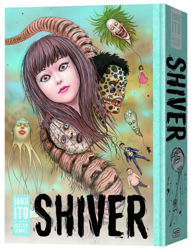 SHIVER-Cover-381x500 VIZ Media Releases Junji Ito's Frightening Horror Manga Anthology SHIVER