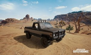 PUBG-pickup-1-560x331 Our Least Favorite Vehicle to Use in Miramar: the Pickup Truck