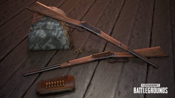 Win94PUBG-560x315 Confirmed! Winchester 1894 [Win94] Exclusive to Desert Map in PUBG!
