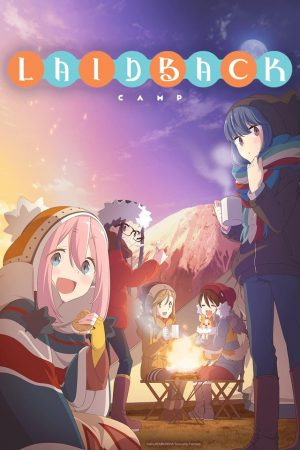 Yuru Camp Δ (Laid-Back Camp) Announces 2nd Season