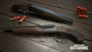 Sawed-Off Shotgun and Two Other Weapons Confirmed for PUBG
