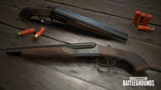 sawed-off-pubg-560x315 Sawed-Off Shotgun and Two Other Weapons Confirmed for PUBG