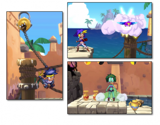 shauntae-capture-1-560x315 Shantae: Half-Genie Hero Ultimate Edition Revealed!
