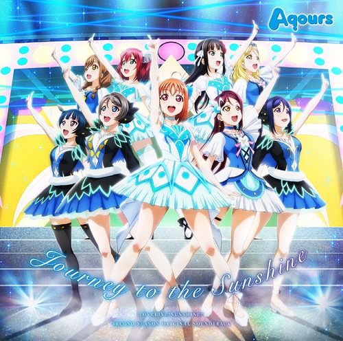 22Love-Live-Sunshine-2nd-Season-Anime22-Original-Soundtrack-Journey-to-the-Sunshine Ranking semanal de música de anime (29 enero 2018)