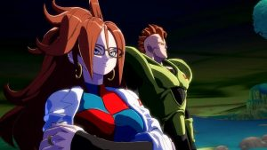 The Mysterious Android 21 Enters The Arena In DRAGON BALL FighterZ