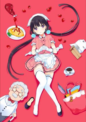 [Honey's Crush Wednesday] – 5 Maika Sakuranomiya Highlights – Blend S