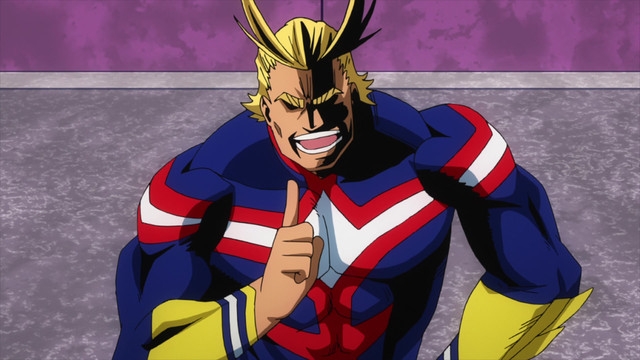 All Might Highlights Boku no Hero Academia My Hero Academia