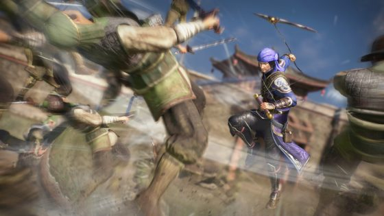dynastylogo-560x274 New Open World Features Detailed for DYNASTY WARRIORS 9!