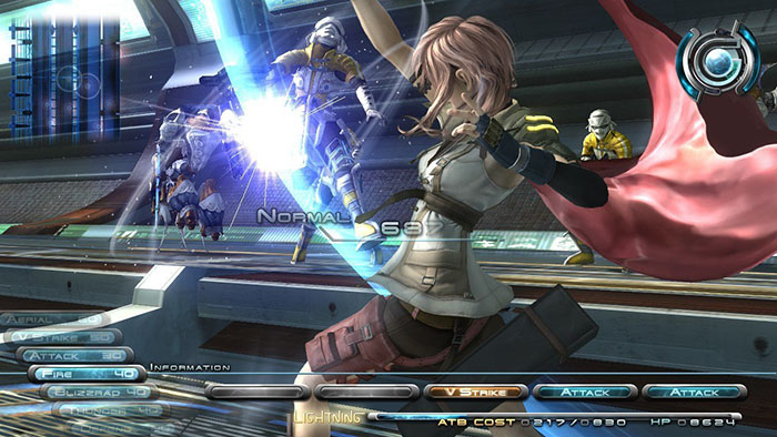 Final-Fantasy-XIII-game-wallpaper Top 10 Games with Poor Level Design [Best Recommendations]