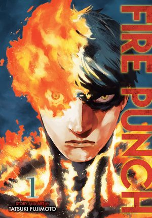 VIZ Media Launches The New Apocalyptic Manga Series FIRE PUNCH!
