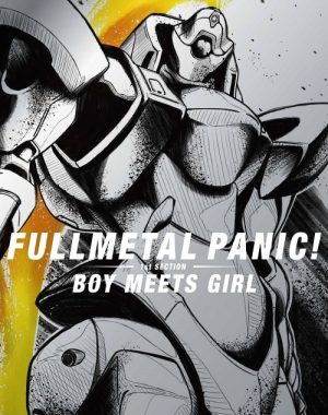 Full Metal Panic! Director's Cut Into The Blue Releases Trailer
