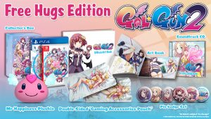 Exclusive GAL*GUN 2 Free Hugs Collector's Edition Revealed!