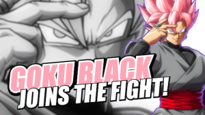 Goku Black Rose Officially Joins the Fight in DRAGON BALL FighterZ