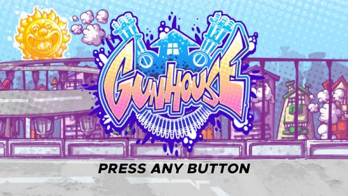 Gunhouse-Logo-500x281 Gunhouse - Nintendo Switch Review