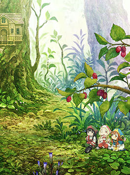 Fantasy Anime Hakumei to Mikochi Confirms To Have 12 Episodes Full of Cuteness!
