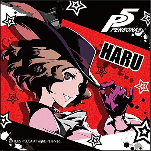 Haru-Okumura-Persona-5-Wallpaper-500x500 [Honey's Crush Wednesday] 5 Haru Okumura Highlights - Persona 5