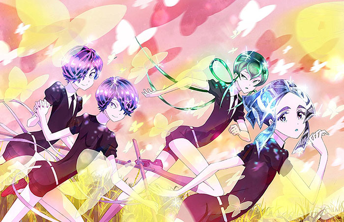 Houseki-no-Kuni-Wallpaper-1 Houseki no Kuni Review - No Way! I Want Something Cooler.