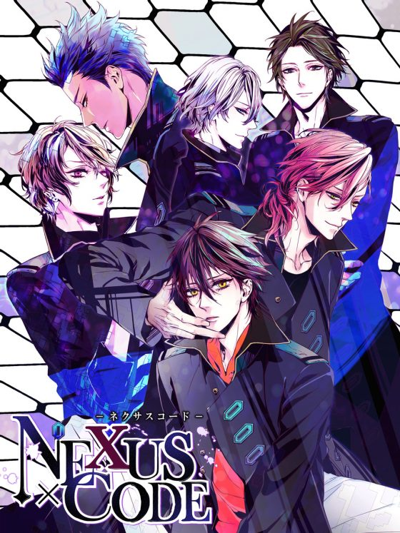 "KVlogo-560x747 BL (yaoi) smartphone game ""Nexus Code"" is Out NOW!"