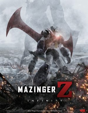 MAZINGER Z: INFINITY Theatrical Premiere Starting in February!