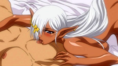 Taimanin-Yukikaze-capture-1-700x394 Top 10 Tanned Females in Hentai Anime