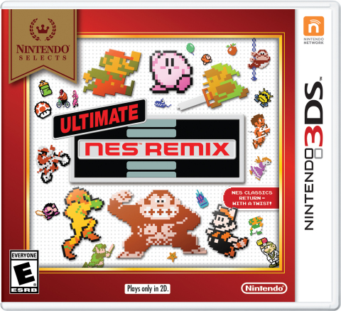 Nintendo-Selects-560x318 3 Classic Nintendo 3DS Titles are Available NOW for $19.99!