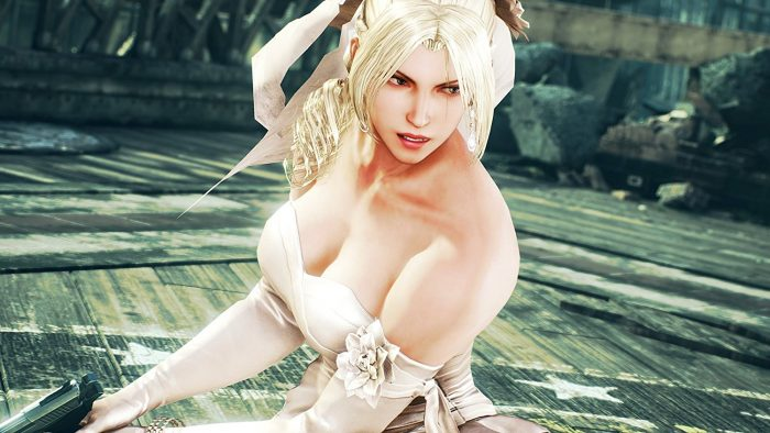 Nina-Williams-Tekken-7-wallpaper-700x394 [Honey's Crush Wednesday] 5 Nina Williams Highlights - Tekken 7