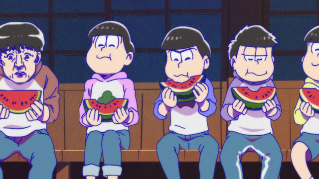 Osomatsu-san-crunchyroll-2 Top 10 Anime Made by Studio Pierrot [Updated Best Recommendations]