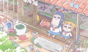 Pop Team Epic Brings Bizarre Fun to Sentai Filmworks