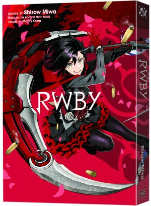 Action-Packed RWBY Manga Edition Debuts From VIZ Media Next Week!