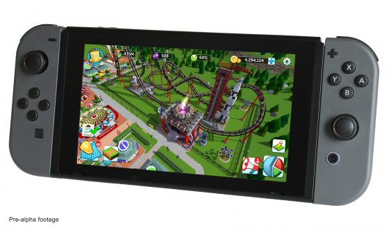 Roller-Coaster-Tycoon-560x560 RollerCoaster Tycoon May Arrive on the Nintendo Switch!