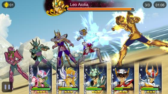 Saint-Seiya-Cosmo-Fantasy-1-560x315 Saint Seiya Cosmo Fantasy Celebrates 3 Million Downloads!