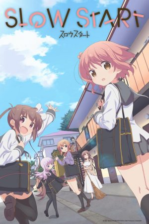 Slow-Start-300x450 Slow Start, anime Seinen de Recuentos de la Vida, revela su nuevo video promocional