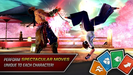 TekkenMobile_logo-vecto_final-01-560x396 World-Wide Release Dates for Tekken Mobile Announced