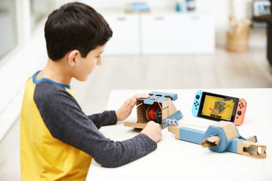 w240_Switch_NintendoLabo_logo.png Nintendo Thinks Outside the Box with Nintendo Labo!