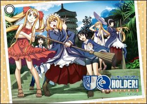 UQholdercapture-300x431 6 Anime Like UQ Holder! [Recommendations]