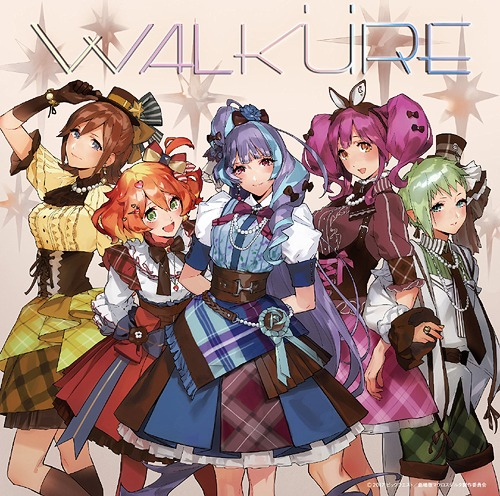 Walkure-wa-Uragiranai-by-Walkure Weekly Anime Music Chart  [01/22/2018]