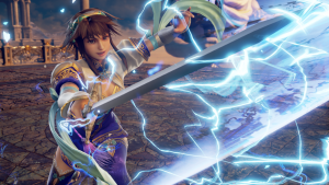 Four Additional Characters Join the Stage of History in SOULCALIBUR VI