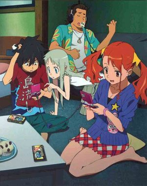 Ano-Hana-Ano-Hi-Mita-Hana-no-Namae-wo-Bokutachi-wa-Mada-Shiranai-wallpaper-2 Top 10 Anime to Watch on Valentines for Couples [Best Recommendations]