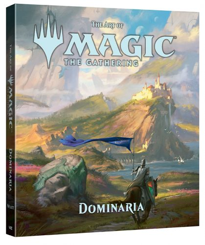 ArtOfMagicTheGathering_Dominaria_3D-419x500 VIZ MEDIA Announces This Summer's Release Of THE ART OF MAGIC: THE GATHERING - DOMINARIA