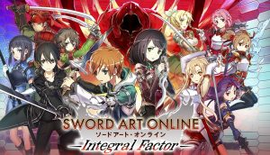 Pre-Registration Opens Today for SWORD ART ONLINE: Integral Factor
