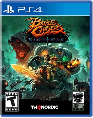 Battle-Chasers-Nightwar-game-300x380 Top 10 Best Indie Games of 2017 [Best Recommendations]