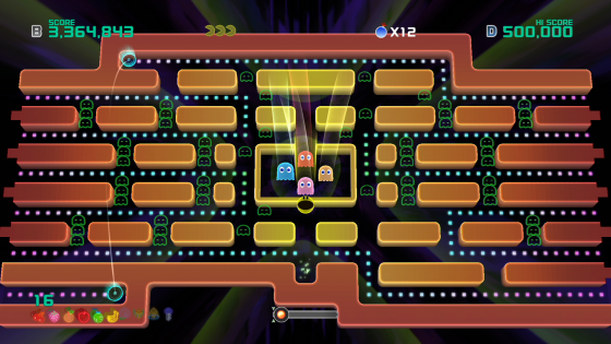 Boss_1_1519291213-560x315 PAC-MAN CHAMPIONSHIP EDITION 2 PLUS Now Available Exclusively for the Nintendo Switch