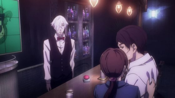 Death-Parade-Chiyuki-crunchyroll Top 10 Anime to Watch with Friends [Best Recommendations]