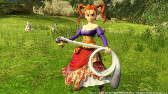 Dragon-Quest-Hero-Slime_Knights_Shield_Terry-560x315 Los 10 mejores personajes de la saga Dragon Quest