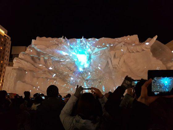 FF-0-Sapporo-Yuki-Matsuri-Capture-560x420 [Anime Hot Spot] Sapporo Yuki Matsuri (Sapporo Snow Festival) - 2018 Field Report